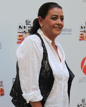 María del Monte en el FesTVal