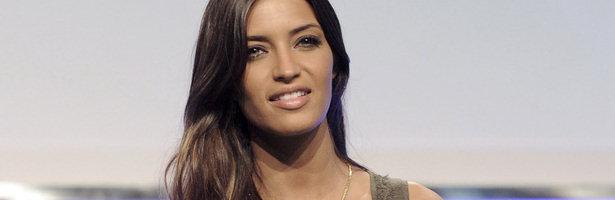 Sara Carbonero, periodista de Mediaset Sport