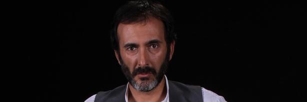 El actor, caracterizado como Roque Fresnedoso