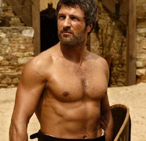 Marco, gladiador en 'Imperium'
