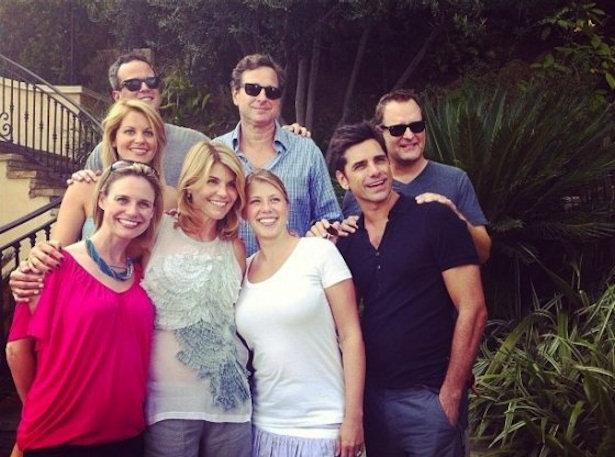 """El elenco de """"Padres Forzosos"""" se reúne en el 25 aniversario de la serie 1"""