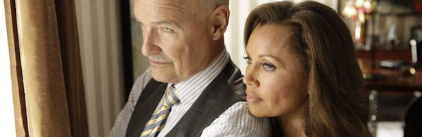 Terry O'Quinn y Vanessa Williams forman un matrimonio en '666 Park Avenue'