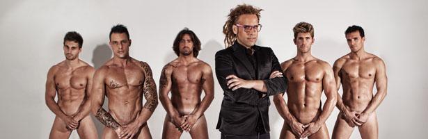 Extronistas desnudos