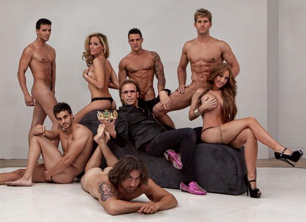 Fotos de desnudos de Laura Pausini filtradas en internet