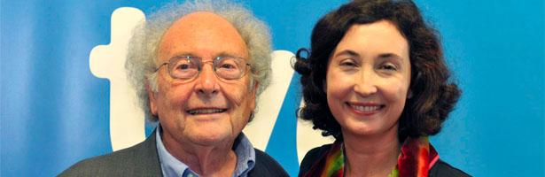 Eduard y Elsa Punset