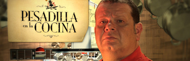 Lasexta presenta 39 pesadilla en la cocina 39 con alberto for Pesadilla en la cocina sukur