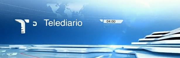 Cabecera del 'Telediario 1 04:00'