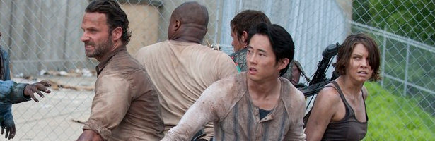 Tercera temporada de 'The Walking Dead'