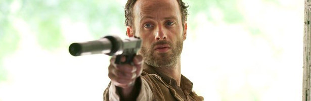 Andrew Lincoln sigue cazando zombies en 'The Walking Dead'