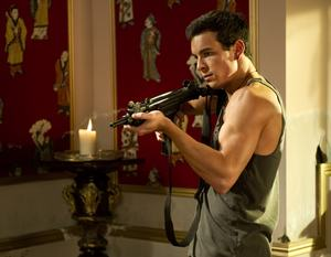 Mario Casas interpreta a Ulises en 'El Barco'