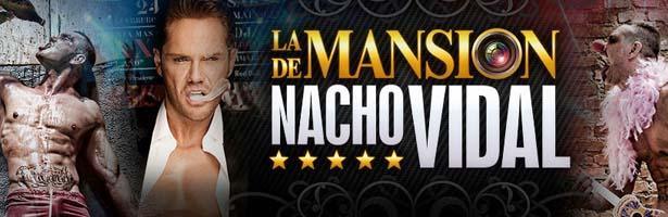 'La mansión de Nacho Vidal'