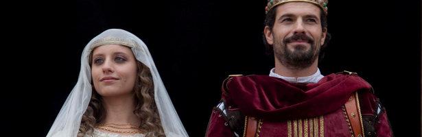 Boda de los Reyes Católicos en 'Isabel'