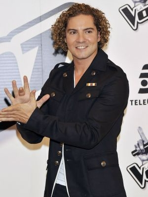 David Bisbal, coach de 'La Voz'