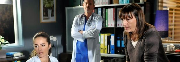 Blanca Portillo realizará un cameo en los últimos capítulos de 'Hospital Central'