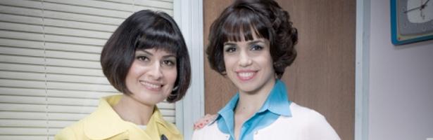 Montse y Olga en 'Amar es para siempre'