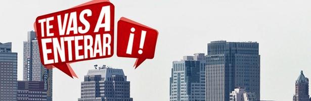 Logotipo de 'Te vas a enterar'