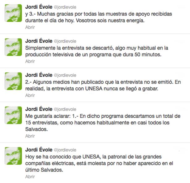 Respuesta Jordi Évole