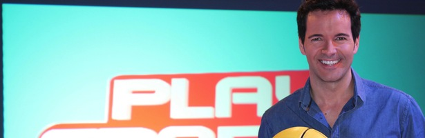 Juan Pablo Carpintero, presentador de 'Play Sports'
