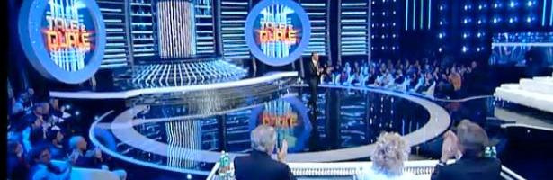 Plató del programa 'Tale e Quale show'