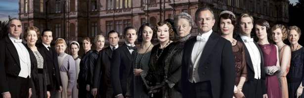 Personajes de la serie 'Downton Abbey'