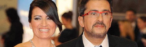 Silvia Abril y Andreu Buenafuente, padres de una niña