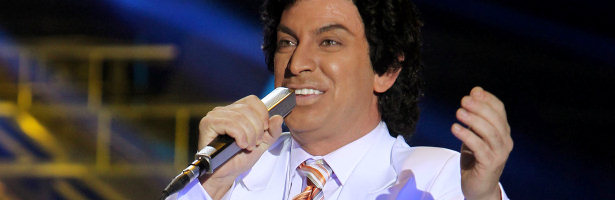 Arturo Valls imita a José Vélez en 'Tu cara me suena'