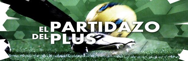 Logotipo de 'El partidazo del Plus'