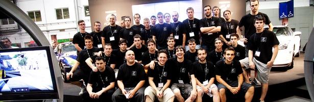 Concursantes de 'GT Academy. Academia de pilotos'