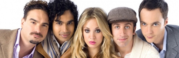Reparto artístico de 'The Big Bang Theory'