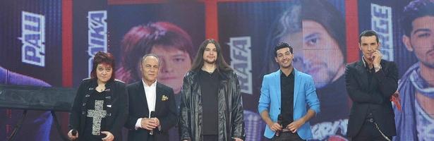 Finalistas de la primera edición de 'La Voz'