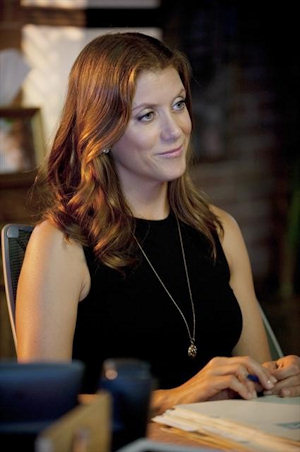 Kate Walsh, protagonista de 'Private Practice'