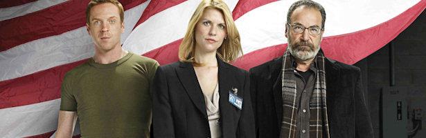 Damian Lewis, Claire Danes y Mandy Patinkin protagonizan 'Homeland'
