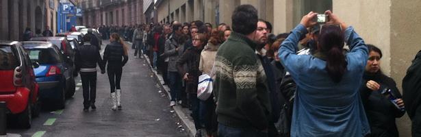 Tras d as de colas interminables 39 cuarto milenio 39 cierra for Cuarto milenio valencia exposicion