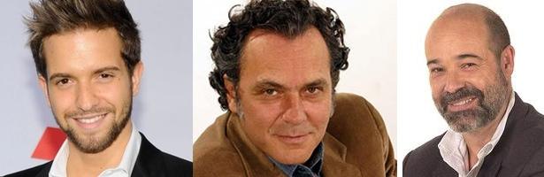 Pablo Alborán, José Coronado y Antonio Resines, cameos de lujo en 'Aída'