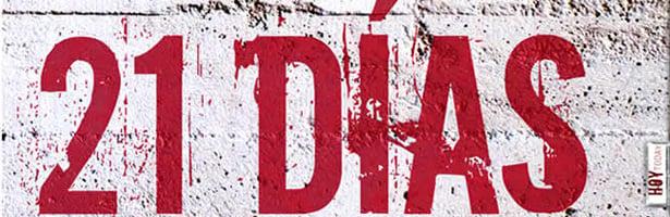 Logotipo de '21 días'