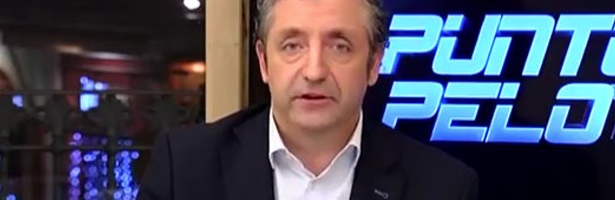 El periodista catalán Josep Pedrerol pide disculpas en 'Punto Pelota'