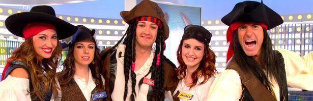 Especial 'Piratas' en 'La ruleta de la suerte'