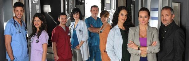 Actual reparto de 'Hospital Central'