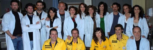 Elenco de la decimo tercera temporada de 'Hospital Central'
