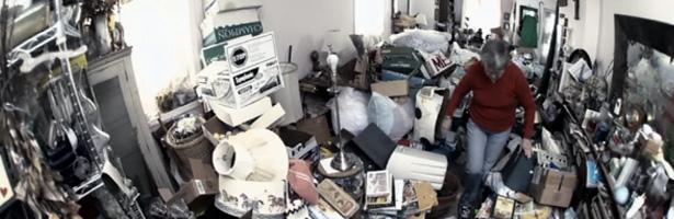 'Enterrado en mi basura'