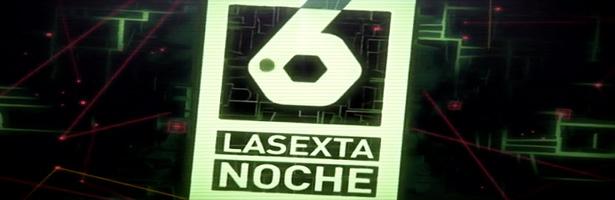 Logo de 'laSexta noche'