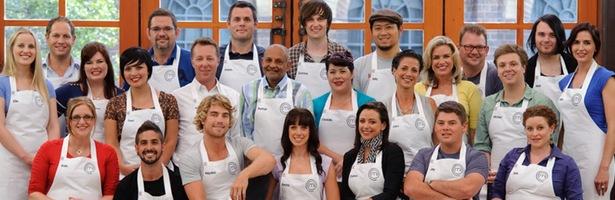 Concursantes australianos de 'MasterChef'