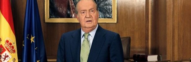 Don Juan Carlos, Rey de España