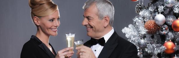 La pareja encargada de dar las Campanadas 2012 en Antena 3