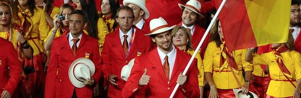 España en los JJOO 2012
