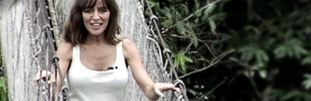 Elena Ortega en el Amazonas