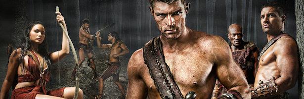 Liam McIntyre es el nuevo 'Spartacus'