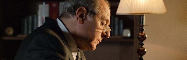 Emilio Gutiérrez Caba en la tercera temporada de 'Gran Reserva'