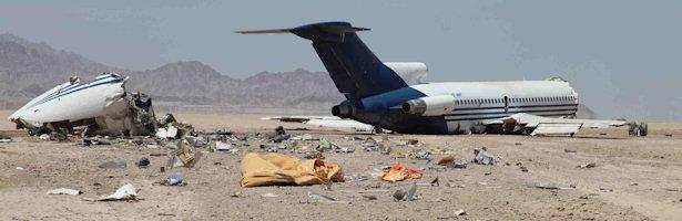 'Curiosity' mostrará un accidente de un Boeing 747