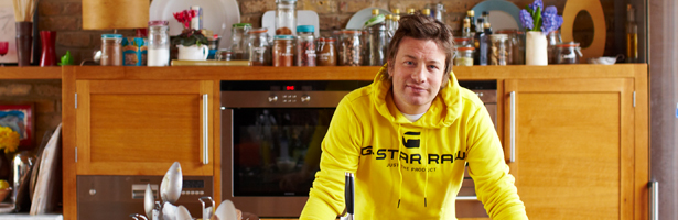 '30 minutos con Jamie Oliver'